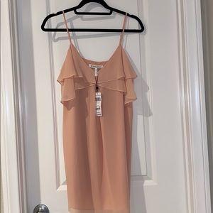 BCBGeneration Chiffon Mini Dress - NWT